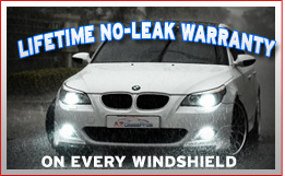 Lifetime No=Leak Warranty